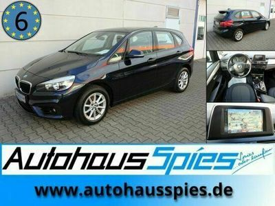 gebraucht BMW 214 Active Tourer d EURO 6 Advantage Nav Tmat Bt als Van/Kleinbus in Heilbronn