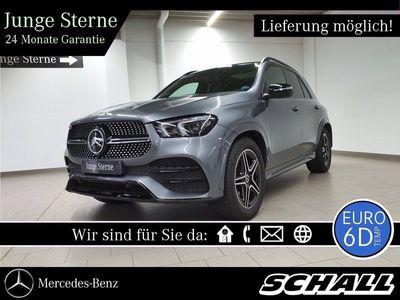 "gebraucht Mercedes GLE450 AMG 4M AMG/NIGHT/20""AMG/PANO/AHK/DISTR/WIDE"