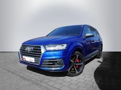 gebraucht Audi SQ7 4.0 TDI quattro tiptronic HUD ACC AHK SHZ