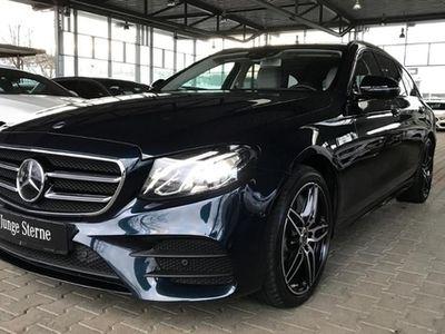 gebraucht Mercedes E350 4MATIC T-Modell AMG+Comand+Fahrassist.