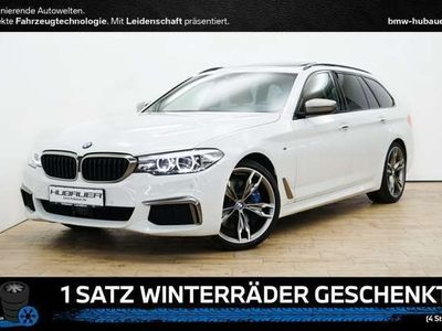 gebraucht BMW 550 d M xDrive Touring A [Navi, HUD, ACC, RFK,SHZ]