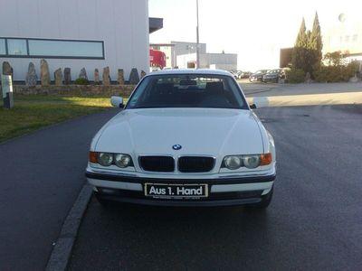 gebraucht BMW 728 iL A-1 HAND als Limousine in Schönaich