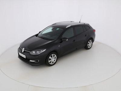 gebraucht Renault Mégane Kombi Automatik, Navi