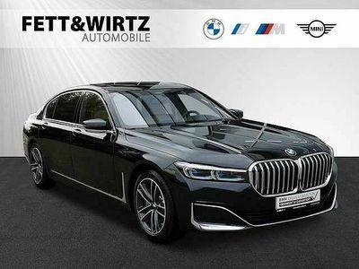 gebraucht BMW 745 Neu Le Laser GSD Massage H/K Leas ab 875- br.o.A