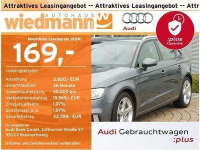 gebraucht Audi A3 Sportback sport 30 TDI 85 kW (116 PS) S tronic