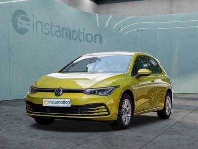 gebraucht VW Golf VIII Golf8 1.5 TSI Life LED+ DiscoverPro Sportsitze
