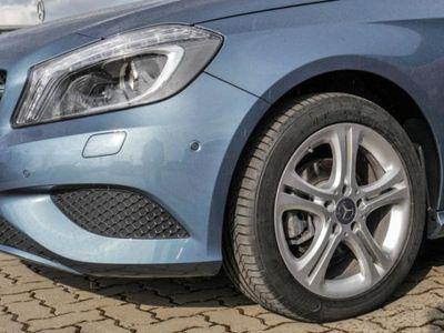 gebraucht Mercedes A180 CDI BlueEFFICIENCY Urban Limousine