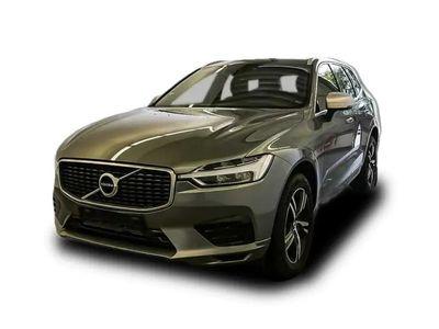 gebraucht Volvo XC60 XC60 XC 60T5 Geartronic R-Design,Navi,LED,RÃŒka
