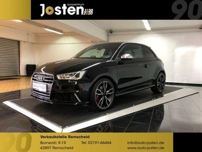 gebraucht Audi S1 quattro Navi Bose Xenon Schalensitze Advanced