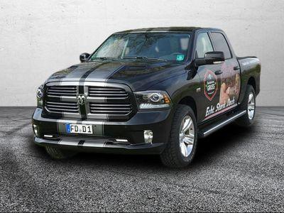 gebraucht Dodge Ram SPORT 4x4 Crew Cab LPG+Luftfederung