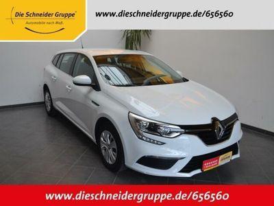 gebraucht Renault Mégane GrandTour IV 1.2 TCe 100 Klima, Tempomat