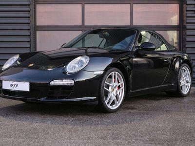 gebraucht Porsche 911 Carrera Cabriolet 997 (911) |deut. Auslieferung|