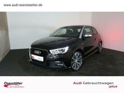 gebraucht Audi A1 1,4 TFSI ''sport'' Xenon/S-line/SHZ/Adv.Key