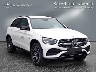 gebraucht Mercedes GLC300 de 4M AMG Night 20'' LED Kamera AHK Navi