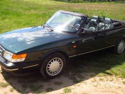 gebraucht Saab 900 Cabriolet S
