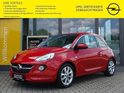 käytetty Opel Adam Jam Alu Bluetooth Allwetter Euro 6D-Temp