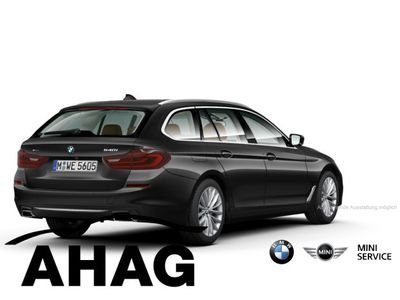 used BMW 540 i xDrive Touring Luxury Line