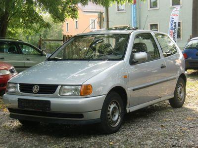 gebraucht VW Polo 50 Servo Comfortline/SERVO/ABS