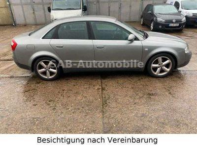 gebraucht Audi A4 Lim. 1.8 T