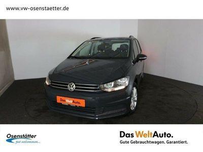 gebraucht VW Touran Comfortline 2,0 TDI DSG/7-Sitze/Navi/ACC/PDC
