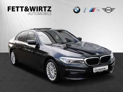 gebraucht BMW 530 d xDrive Limousine Sport Line