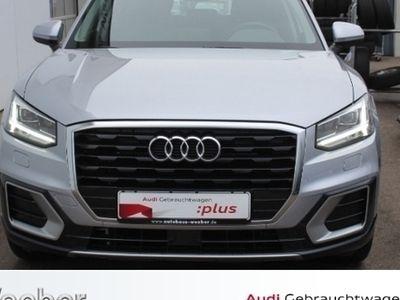 gebraucht Audi Q2 35 TDI S tronic design AHK Navi LED PDC LM