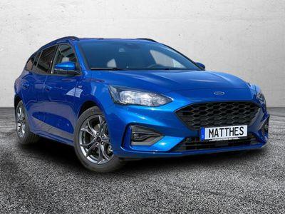 gebraucht Ford Focus Turnier ST-Line :Handy-NAVIGATION* 17...