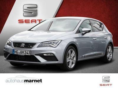 gebraucht Seat Leon 1.5 TSI, Navi 17 Zoll Voll Led Scheinwerfer Businesspaket Rückfahrkamera FR OPF (EURO 6d-TEMP)