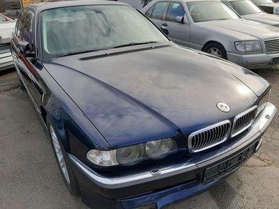 gebraucht BMW 735 7er