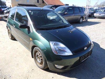 gebraucht Ford Fiesta Ambiente Benzin 1,3 Klima