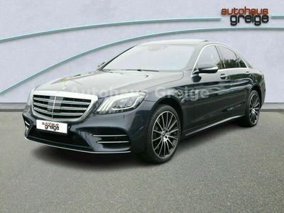 gebraucht Mercedes S560 4Matic AMG Styling Panorama Burmester HUD
