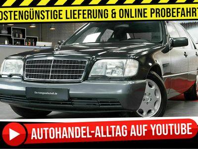 gebraucht Mercedes S600 SEL V12*BRD*SOFTCLOSE*VIDEO AUF YOUTUBE*