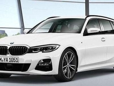 gebraucht BMW 330 3er Reihe Touring d 265 Aut M-Sport Cockpi... Neu
