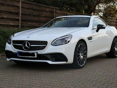 gebraucht Mercedes SLC43 AMG 1. Hand Carbon 30.000 km