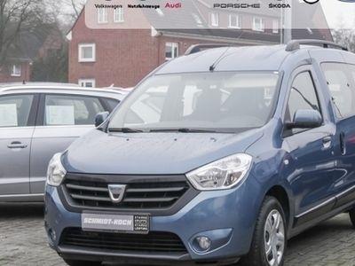 gebraucht Dacia Dokker 1.2 TCe 115 Laureate Klima Bluetooth