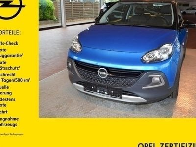 gebraucht Opel Adam Rocks 1.2