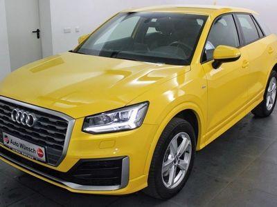 gebraucht Audi Q2 1.0 TFSI ultra sport S-Line,LED, Garantie 5 Ja.