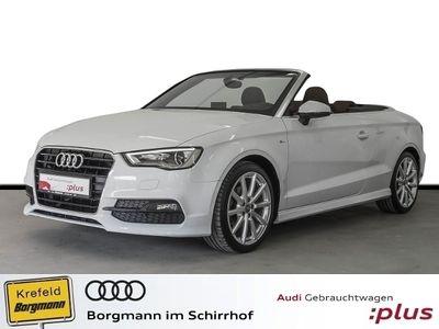 gebraucht Audi A3 Cabriolet Ambition 1.4 TFSI cylinder on demand ultra 110 kW (150 PS) 6-Gang