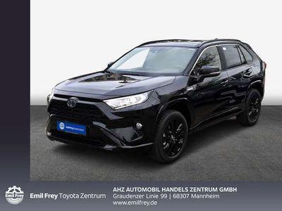 gebraucht Toyota RAV4 2.5 4x2 Hybrid Black Edition