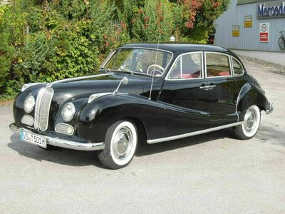 gebraucht BMW 501 Barockengel 2,6 V8 als Limousine in Lalling OT Kapfing