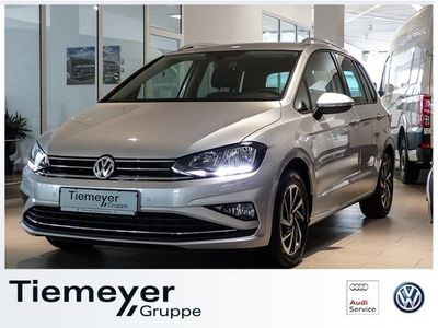 gebraucht VW Golf Sportsvan 1.0 TSI JOIN Climatronic Navi