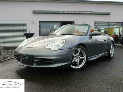 gebraucht Porsche 911 Neu 3.6 (996) Cabrio +XENON+18-ZOLL+PCM+PARK+PSM