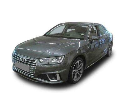 gebraucht Audi A4 A4Limousine 40 TDI Sport S line Ext. S tronic