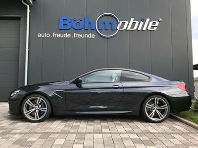 gebraucht BMW M6 Coupe/LED/B&O High End/Head-Up/Surround View