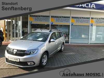 gebraucht Dacia Logan II MCV Comfort / Klimaautomatik / Navigation