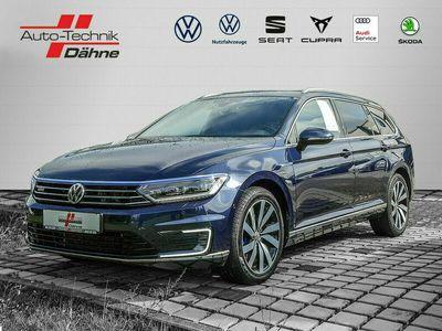 gebraucht VW Passat Variant 1.4 TSI GTE AHK STANDHZ ACC