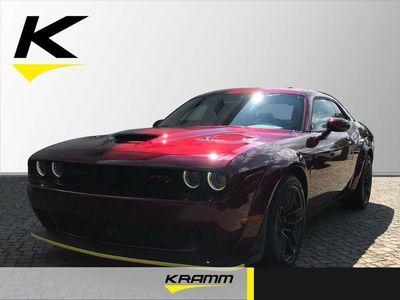 gebraucht Dodge Challenger R T Scat Pack AT 6.4L Widebody Xenon