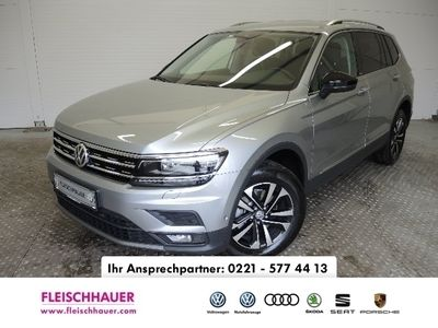 gebraucht VW Tiguan Allspace IQ.DRIVE 2.0 TDI EU6d-Temp