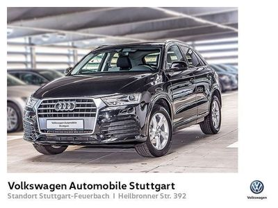 gebraucht Audi Q3 Sport 1.4 TFSI DSG Navi, Einparkhilfe, Xenon plus