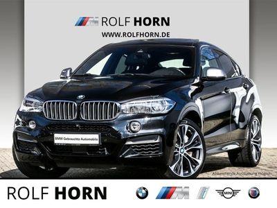gebraucht BMW X6 M50 d M Sportpaket Glasd H&K